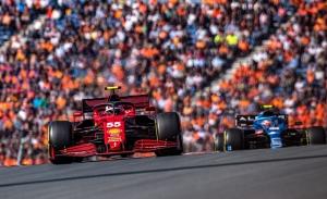 Carlos Sainz pesca un 7º en un GP para olvidar: «No iba nada»