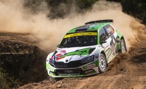 La categoría WRC2 llega al rojo vivo al siempre difícil Acrópolis Rally