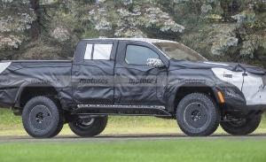El Chevrolet Colorado ZR2 tendrá nueva generación y estas son sus primeras fotos