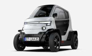 City Transformer, un vehículo eléctrico para moverse con libertad por la ciudad