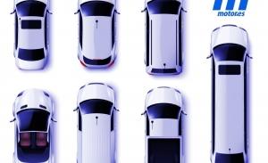 Los coches de gasolina que menos consumen de cada segmento