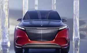Concept Mercedes-Maybach EQS, el anticipo del SUV eléctrico que llega en 2022