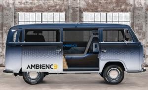 Continental AMBIENC3 concept, un remanso de descanso basado en el Volkswagen T2