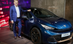 El nuevo CUPRA Born llega al Automobile Barcelona 2021 para impulsar a la marca