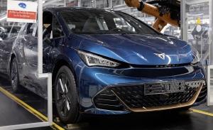 La producción del nuevo CUPRA Born, el esperado coche eléctrico, ha comenzado