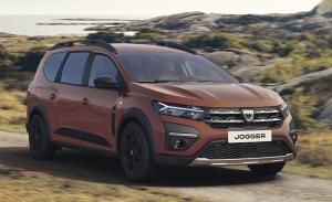 Dacia Jogger, debuta un crossover familiar barato de 7 plazas y con versión híbrida