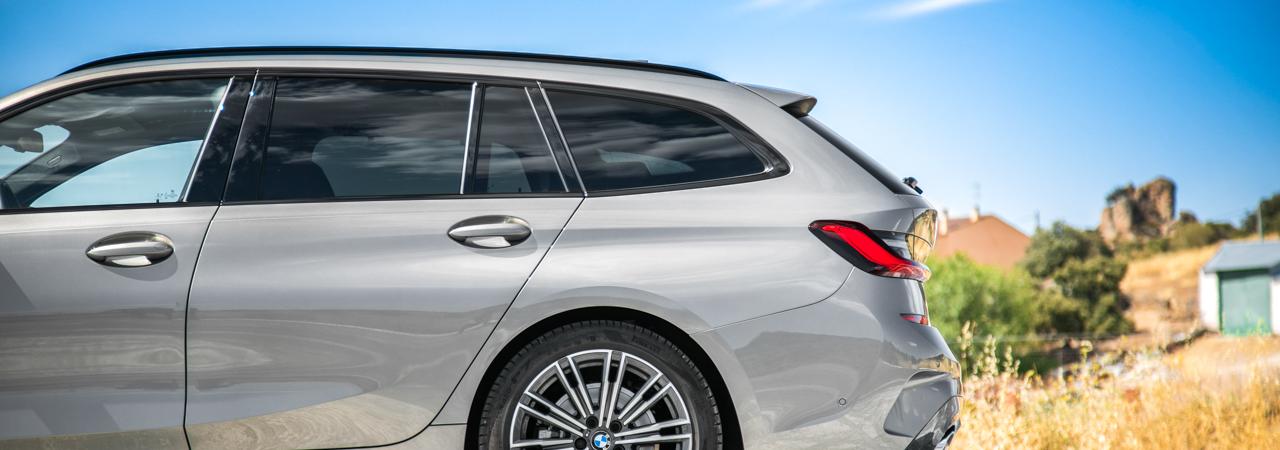 Terra, eléctricos y herramientas: reflexiones de 2.300 kilómetros en un BMW diésel