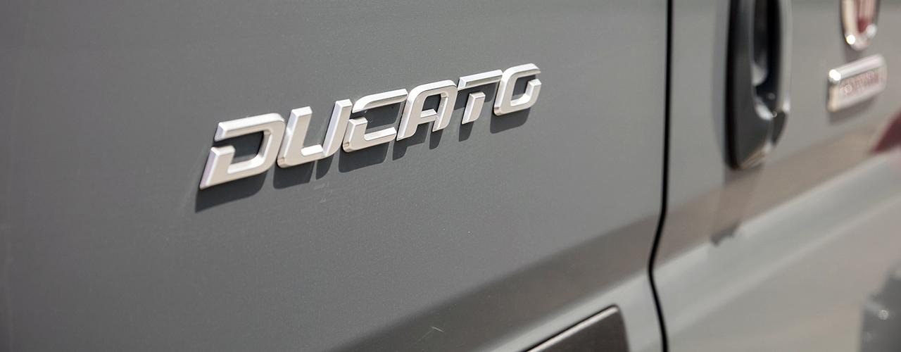 Prueba FIAT Ducato S8 2022, siempre conectado