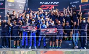Estos son los campeones de la Sprint Cup del GT World Challenge 2021