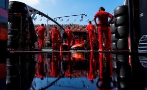 Ferrari F1 2022: primer chasis en producción y motor completamente nuevo