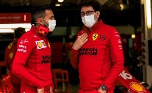 Ferrari valora el estreno del nuevo motor y avanza el plan para Sainz