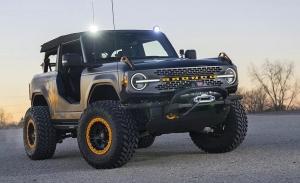 La llegada del Ford Bronco Raptor filtrada por el software de Ford