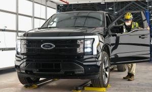 La pre-producción del Ford F-150 Lightning, el nuevo pick-up eléctrico, está en marcha