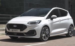 Ford Fiesta 2022, nuevo diseño y tecnología para el popular utilitario electrificado