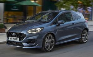 Ford Fiesta Van 2022, la variante comercial también se actualiza con grandes mejoras