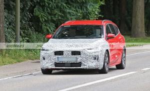 El Ford Focus SportBreak ST Facelift 2022 se destapa en nuevas fotos espía