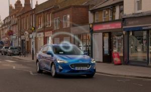 Ford presenta Roadsafe, una tecnología predictiva de puntos conflictivos de tráfico