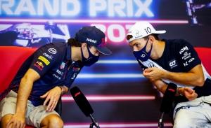 Gasly no se olvida de Red Bull: «Me pregunto por qué renovaron a Pérez»