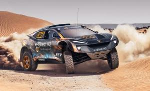 GCK Motorsport presenta la primera imagen del e-Blast H2 2024