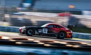 Los GT3 de Mercedes mandan en los libres de las 3 Horas de Nürburgring