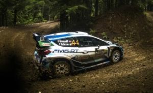 Gus Greensmith y Adrien Fourmaux buscan destacar en el Rally de Finlandia