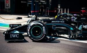 ¿Tendrá que penalizar Hamilton? Así hace «malabares» Mercedes para evitarlo