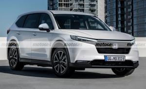 Adelanto del futuro Honda CR-V e:HEV 2023, la nueva generación del SUV nipón