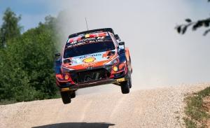 Hyundai Motorsport busca un sólido resultado en el Rally de Finlandia