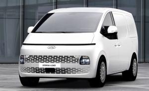 Hyundai Staria-Load, la variante comercial se estrena en Australia