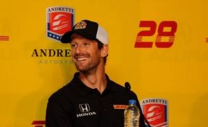 Romain Grosjean y Jimmie Johnson harán juntos su primer test en Indianápolis