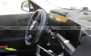 El interior del nuevo BMW X1 será más digital y conectado, ¡nuevas fotos espía!