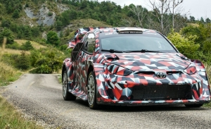 Jari-Matti Latvala quiere unirse a sus pilotos y probar el Toyota GR Yaris Rally1
