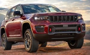 Jeep Grand Cherokee 2022, renovación total para un SUV que ha sido electrificado