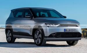 Adelanto del futuro KIA EV4 2022, un SUV eléctrico compacto con un estilo deportivo