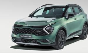 Las versiones híbridas que hacen del nuevo KIA Sportage 2022 un SUV muy eficiente