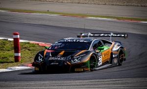 El Lamborghini #63 saldrá en pole en las 3 Horas de Nürburgring