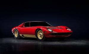 Amores de juventud: el Lamborghini Miura