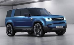 Land Rover ampliará la gama Defender con un nuevo modelo basado en el Range Rover