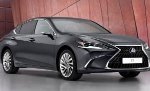 Lexus ES 300h 2022, nueva imagen y tecnología para berlina híbrida japonesa
