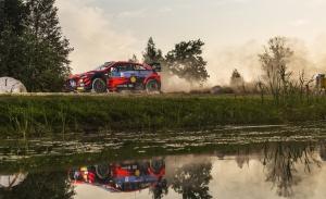 Lista de inscritos del Rally de Finlandia del WRC 2021