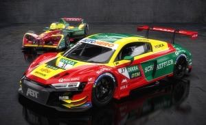 Lucas Di Grassi debutará en el DTM con un Audi R8 LMS GT3 de Abt