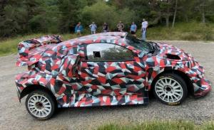 M-Sport y Toyota completan nuevos test con sus 'Rally1' en tierra y asfalto