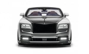 Mansory retoca el Rolls-Royce Dawn con una dosis de deportividad