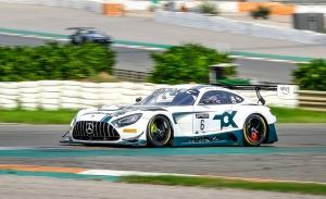 Maro Engel y Luca Stolz ganan en Valencia con el Mercedes #6