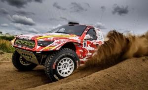 Martin Prokop también quiere brillar en el Dakar 2022 con su Ford Raptor T1+