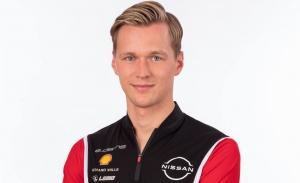 Maximilian Günther recala en el equipo Nissan e.Dams de Fórmula E