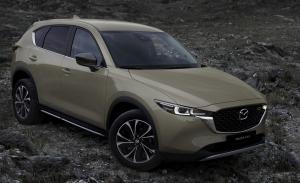 Mazda CX-5 2022, el SUV japonés estrena imagen, equipamiento y otras novedades