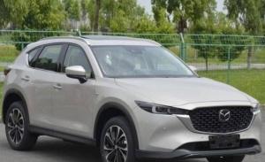 Una filtración desde China revela mejoras en el Mazda CX-5 2022
