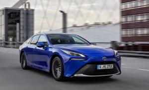 Toyota Mirai, la berlina de hidrógeno marca un récord de ventas en Alemania