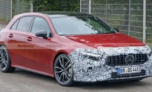 Mercedes-AMG A 35 2022, la exitosa versión deportiva será puesta al día